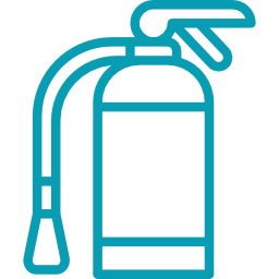 Fire Extinguisher Service Icon