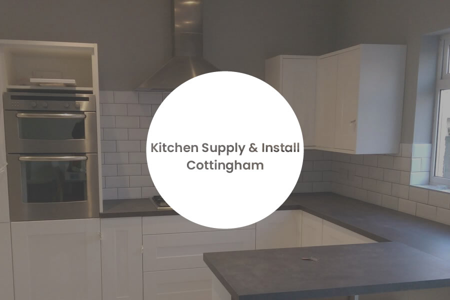 Kitchen Supply & Install Case Study