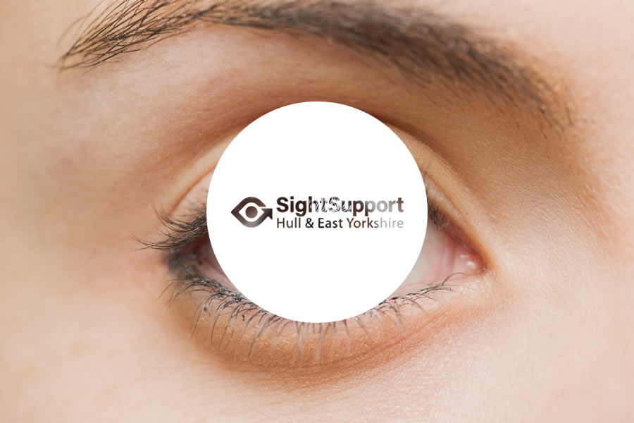 Sight & Support Case Study Hover